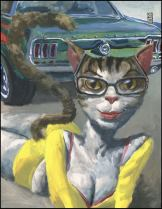 Purr...My engine is all rev'd up!!!