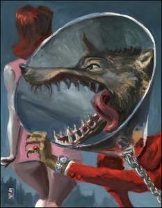 Wolfman 1a